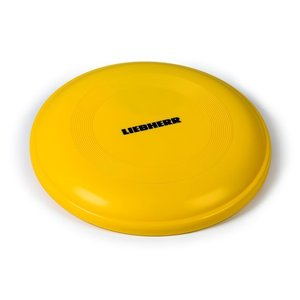 LIEBHERR リープヘル 重機 Frisbee D23.8cm W140g (yellow) フリスビー|juuki