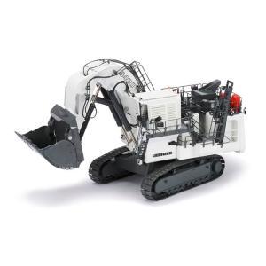 LIEBHERR リープヘル 重機 R9400 mining excavator (loading)|juuki