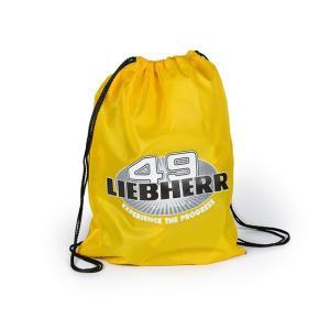 LIEBHERR リープヘル Yellow gym bag|juuki
