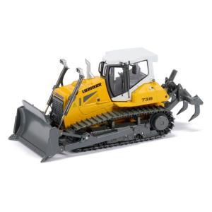 LIEBHERR リープヘル 重機 PR736XL Litronic crawler tractor|juuki