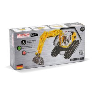 LIEBHERR リープヘル 重機 Tronico Metal kit crawler excavator 1283pcs. 1:25|juuki