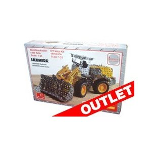 LIEBHERR リープヘル 重機 Tronico Metal kit Caterpillar Digger アウトレット|juuki