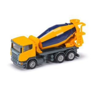 LIEBHERR リープヘル 重機 HTM904 truck mixer (Scania)|juuki