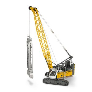 LIEBHERR リープヘル 重機 HS8100HD Litronic crawler crane|juuki