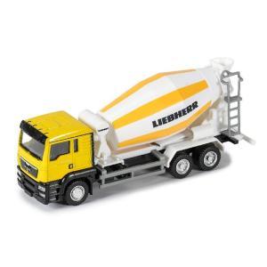 LIEBHERR リープヘル 重機 ミキサー HTM 904 truck mixer (MAN TGS)|juuki