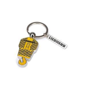 LIEBHERR リープヘル 重機 キーホルダー クレーンフック Metal key ring crane hook juuki