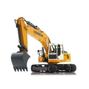 LIEBHERR リープヘル 重機 R936 crawler excavator ラジコン パワーショベル|juuki