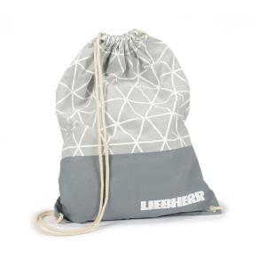 LIEBHERR リープヘル 重機 巾着袋 35x48cm|juuki