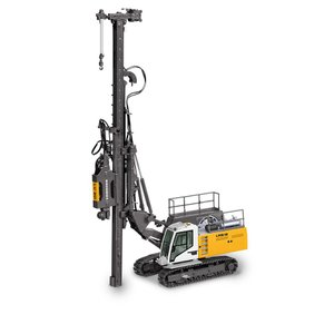 LIEBHERR リープヘル 重機 LRB18 Litronic piling and drilling rig|juuki
