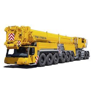 LIEBHERR リープヘル 重機 LTM1750-9.1 mobile crane|juuki