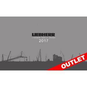 リープヘル 重機 2017年版 LIEBHERR オリジナルカレンダー|juuki