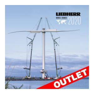 リープヘル 重機 2020年版 LIEBHERR オリジナルカレンダー|juuki