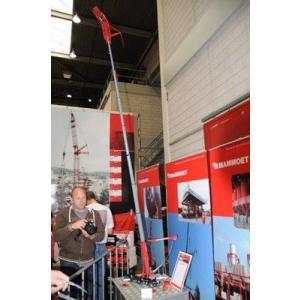 LIEBHERR リープヘル 重機 オールテレーンクレーン LTM11200 MAMMOET マムート|juuki|04