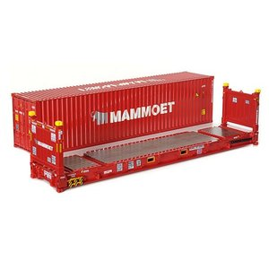 MAMMOET 重機 マムート Container set ll Mammoet|juuki