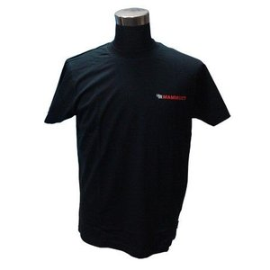 MAMMOET T-SHIRT BLACK マムート Tシャツ 黒|juuki