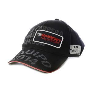 マムート ダカールラリー キャップ 豪華仕様 2014 Mammoet Rallysport Dakar rally luxe cap 2014|juuki