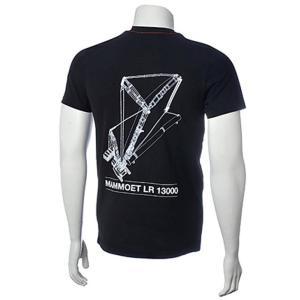 MAMMOET マムート LR13000 プリントTシャツ Mammoet T-shirt LR13000|juuki