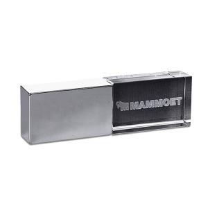 MAMMOET マムート ガラス USBメモリ Mammoet glass USB stick 8GB|juuki