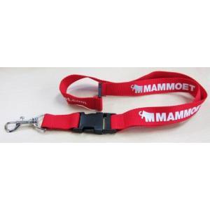 MAMMOET マムート キーストラップ Mammoet key strap|juuki