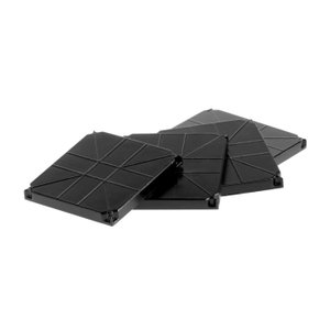 LIEBHERR リープヘル 重機 アウトリガーサポートプレート 100t accessories support plates klein small|juuki