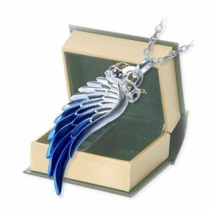 シルバー ネックレス ダイヤモンド 20代 30代 彼氏 記念日 ギフトラッピング アクアシルバー 誕生日 送料無料|jwell