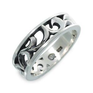シルバー リング 指輪 彼氏 記念日 ギフトラッピング アクアシルバー 誕生日 メンズ|jwell