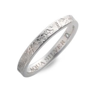 シルバー リング 指輪 ダイヤモンド 当店オリジナル 彼女 誕生日プレゼント 記念日 ギフトラッピング アクアシルバー レディース|jwell