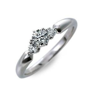 プラチナ エンゲージリング 婚約指輪 リング 指輪 ダイヤモンド 名入れ 刻印 彼女 プレゼント ジェイオリジナル 誕生日 送料無料|jwell