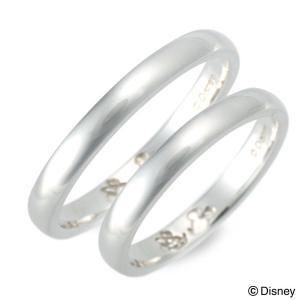 Disney シルバー ペアリング ダイヤモンド ペア 誕生日プレゼント 記念日 ギフトラッピング ザキッス ザキス ザ・キッス ディズニー disney_y jwell