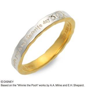 リング レディース シルバー ダイヤモンド 指輪 人気 ザキッス キス ディズニー プーさん 記念日 ギフトラッピング 送料無料 誕生日|jwell