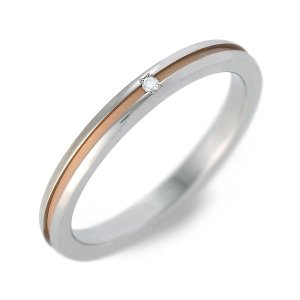 ピンクゴールド リング 指輪 ダイヤモンド 彼女 プレゼント フェフェ 誕生日 送料無料 レディース jwell
