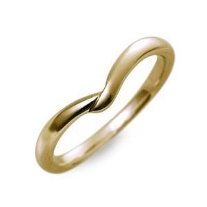 送料無料 ゴールド リング 指輪 マリッジリング 結婚指輪 彼氏 記念日 ギフトラッピング ウィスプ 誕生日|jwell