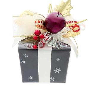 クリスマス スノーアップル ラッピング GPX-03000-AEX スペシャルラッピング メンズ 彼氏 男性 誕生日プレゼント ギフト|jwell