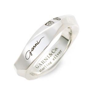シルバーリング メンズ 925 シンプル ガルニ 指輪 ブランド おしゃれ かっこいい jwell