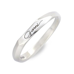 シルバーリング メンズ 925 シンプル ガルニ 指輪 ブランド おしゃれ かっこいい 指輪 jwell