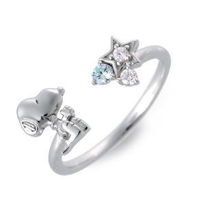 シルバー リング 指輪 彼女 誕生日プレゼント 記念日 ギフトラッピング スヌーピー  送料無料 ホワイトデー お返し|jwell