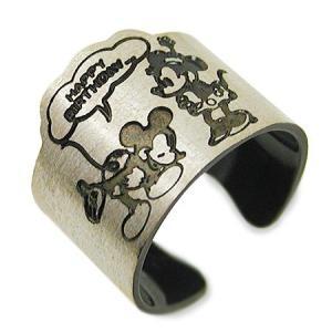 Disney シルバー リング 指輪 彼女 記念日 ディズニーアクセサリー ディズニー ミッキーマウス ミニーマウス 誕生日 送料無料|jwell