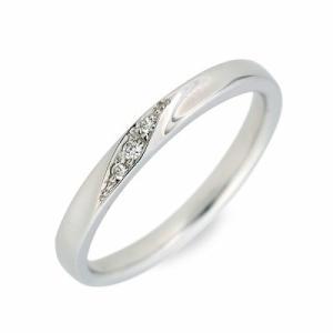 ホワイトデー お返し 彼女 2018 送料無料 ホワイトゴールド リング 指輪 ダイヤモンド 彼女 記念日 ギフトラッピング ウィスプ 誕生日|jwell