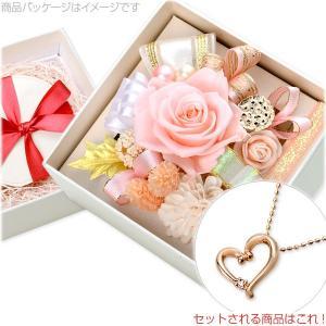 ピンクゴールド ネックレス ダイヤモンド ハート 彼女 誕生日プレゼント 記念日 ギフトラッピング オハナソムリエ 送料無料 レディース 母の日|jwell
