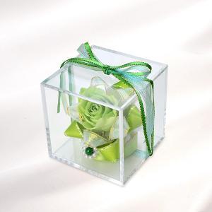 プリザーブドフラワー ボックス プレゼント 花材 お祝い おしゃれ カード付|jwell