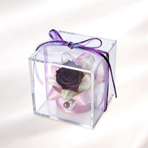 花 プレゼント プリザーブドフラワー ボックス お祝い おしゃれ カード付 宅配|jwell