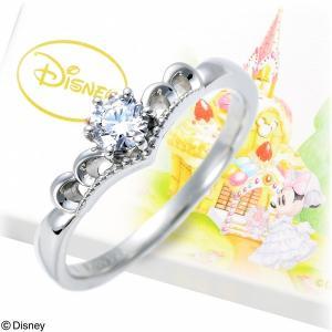 Disney ピンクゴールド リング 指輪 エンゲージリング 婚約指輪 ダイヤモンド 彼女 ウィスプ ディズニー disney_y ミニーマウス  プラチナ 送料無料|jwell