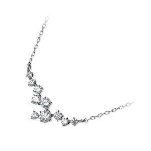 プラチナ ネックレス ダイヤモンド 彼女 プレゼント タイムレスプラチナム 誕生日 送料無料 レディース|jwell