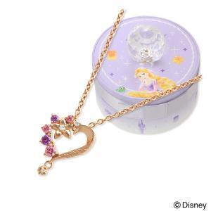 シルバー ネックレス ダイヤモンド 彼女 誕生日プレゼント 記念日 ギフトラッピング ディズニー d...