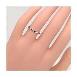 結婚指輪 プラチナ シンプル ストレート マリッジリング ペアリング Pt900|jwl-i|04
