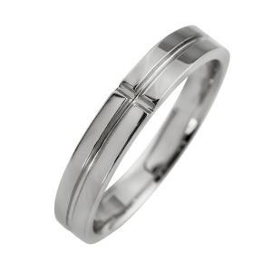 プラチナ900クロスリング Pt900 レディースリング 指輪 記念日 贈り物 ファッションリング jwl-i