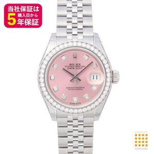 ロレックス 279384RBR デイトジャスト28 ピンク ...