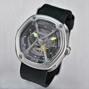 ディートリッヒは安心の正規販売店で DIETRICH オーガニックタイム-3 ORGANIC TIME-3 DROT003 正規輸入品|jwo-bessho
