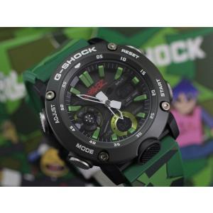 カシオ G-SHOCK ゴリラズ 限定コラボモデル G-SHOCK Gorillaz Gショック GA-2000GZ-3AJR jwo-bessho 02