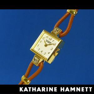 キャサリン ハムネット【KATHARINE HAMNETT】 アンティーク スクェア|jwo-bessho